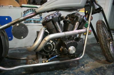 Project Motorcycles  Sale on Warrior Rigid Bobber Project 250 For Sale  8000 00   Bobber Motorcycle